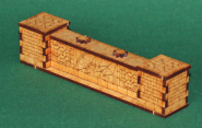 Temple Wall (MDF)