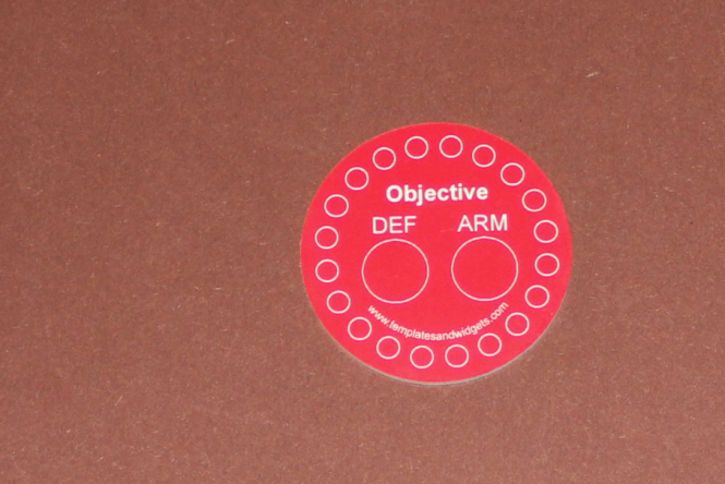 Objective Marker (50mm)